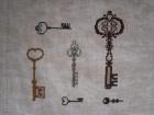 Schlüssel für Petra k